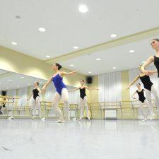 Ballett & Turnabteilung